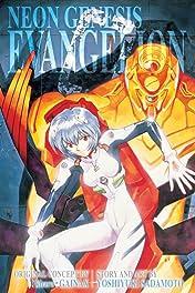Neon Genesis Evangelion 3-in-1 Edition Vol. 2