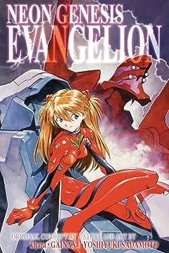 Neon Genesis Evangelion 3-in-1 Edition Vol. 3