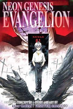 Neon Genesis Evangelion 3-in-1 Edition Vol. 4