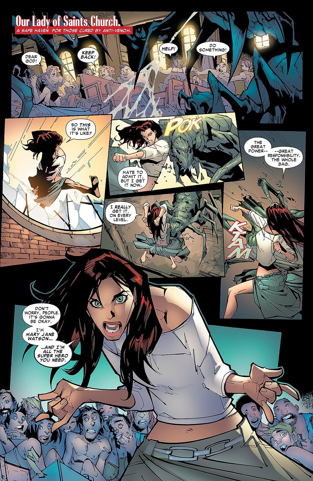 Amazing Spider-Man (1999-2013) #671