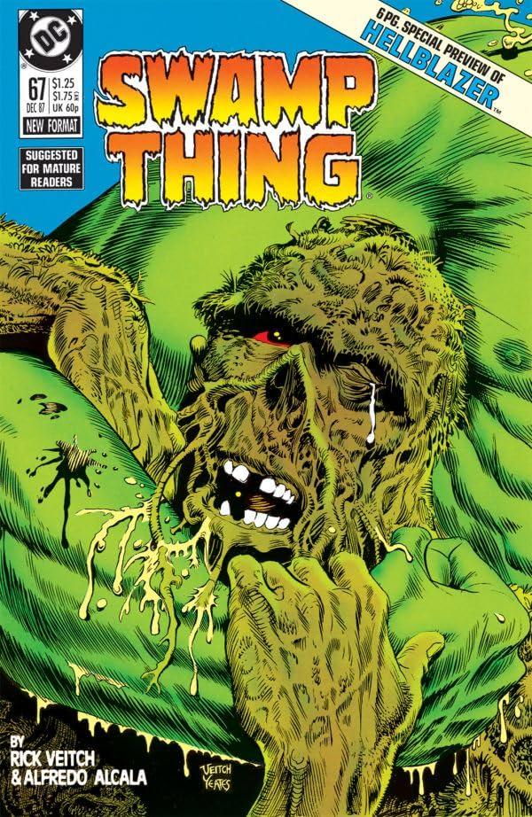 Swamp Thing (1982-1996) #67
