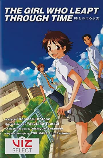 The Girl Who Leapt Through Time Vol. 1