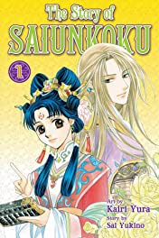 The Story of Saiunkoku Vol. 1