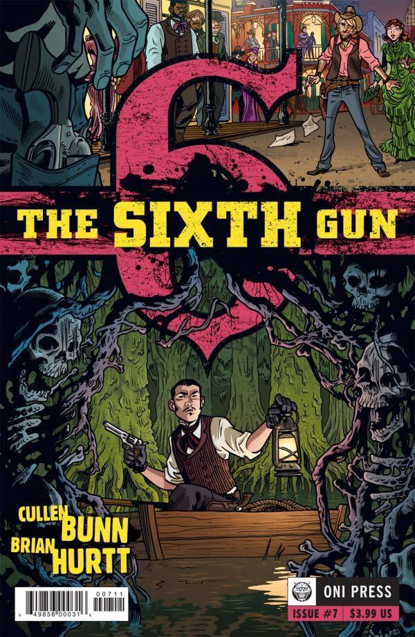 The Sixth Gun #7