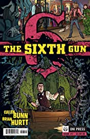 The Sixth Gun #7