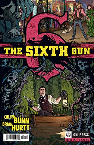The Sixth Gun No.7