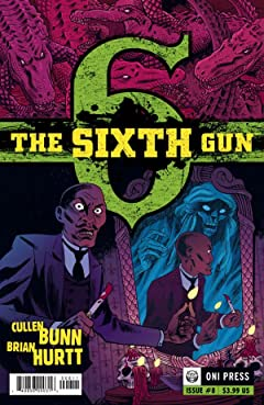 The Sixth Gun #8