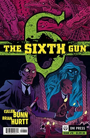 The Sixth Gun No.8