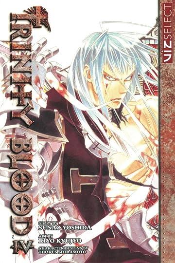Trinity Blood Vol. 4