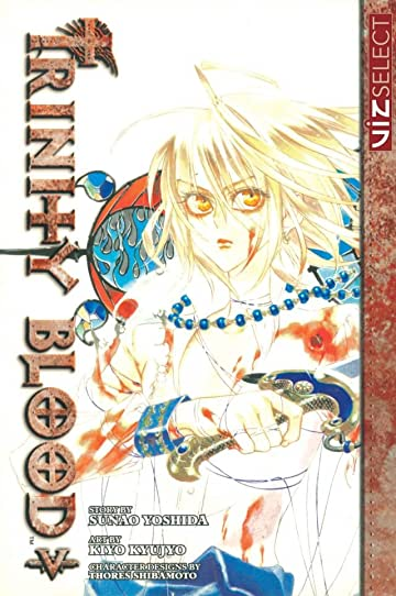 Trinity Blood Vol. 5