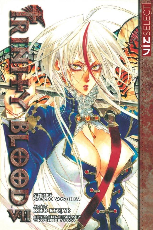 Trinity Blood Vol. 7