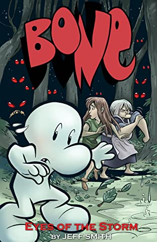 Bone Tome 3: Eyes of the Storm