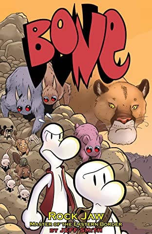 Bone Tome 5: Rock Jaw Master of the Eastern Border