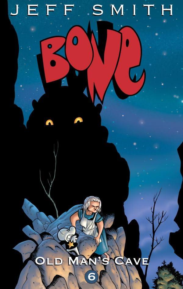 Bone Vol. 6: Old Man's Cave