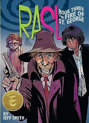 RASL Vol. 3: The Fire of St. George