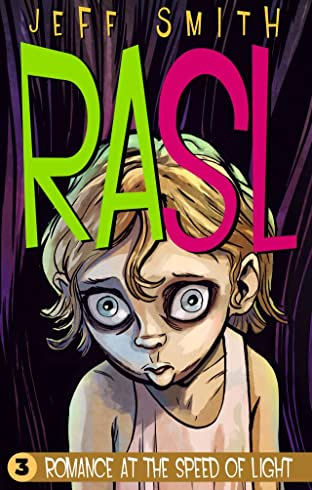 RASL Vol. 3: Romance at the Speed of Light