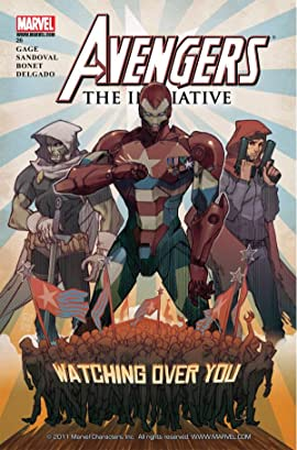 Avengers: The Initiative #26