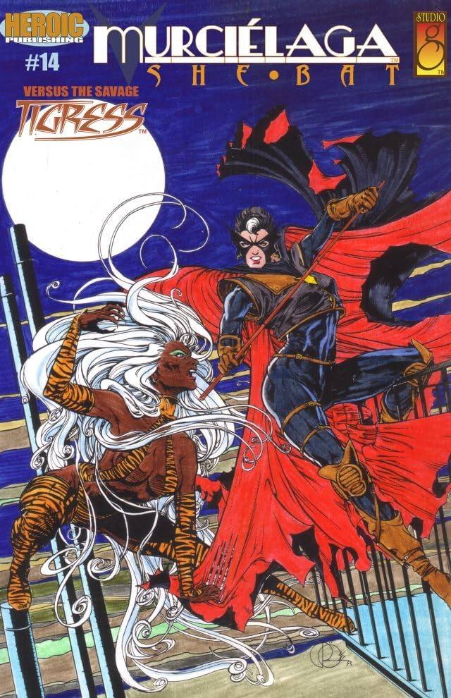 Murcielaga She-Bat  #14