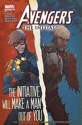 Avengers: The Initiative #29
