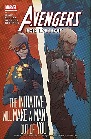 Avengers: The Initiative #29