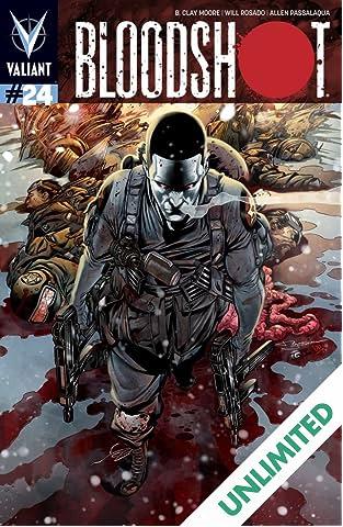 Bloodshot (2012- ) #24: Digital Exclusives Edition