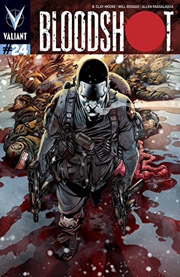 Bloodshot (2012- ) No.24: Digital Exclusives Edition