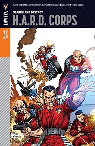 Valiant Masters: H.A.R.D. Corps Tome 1: Search and Destroy
