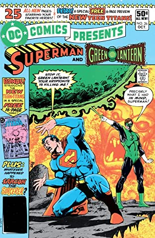 DC Comics Presents (1978-1986) #26