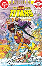 New Teen Titans (1980-1988): Annual #1