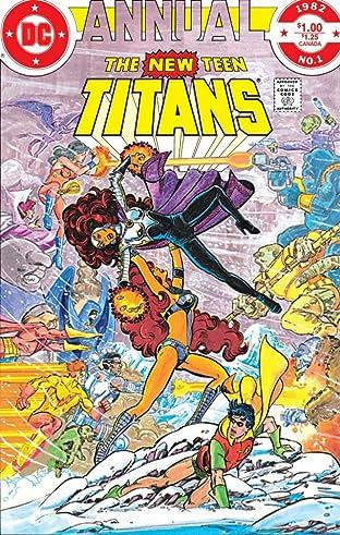 New Teen Titans (1980-1988) #1: Annual