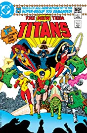New Teen Titans (1980-1988) #1