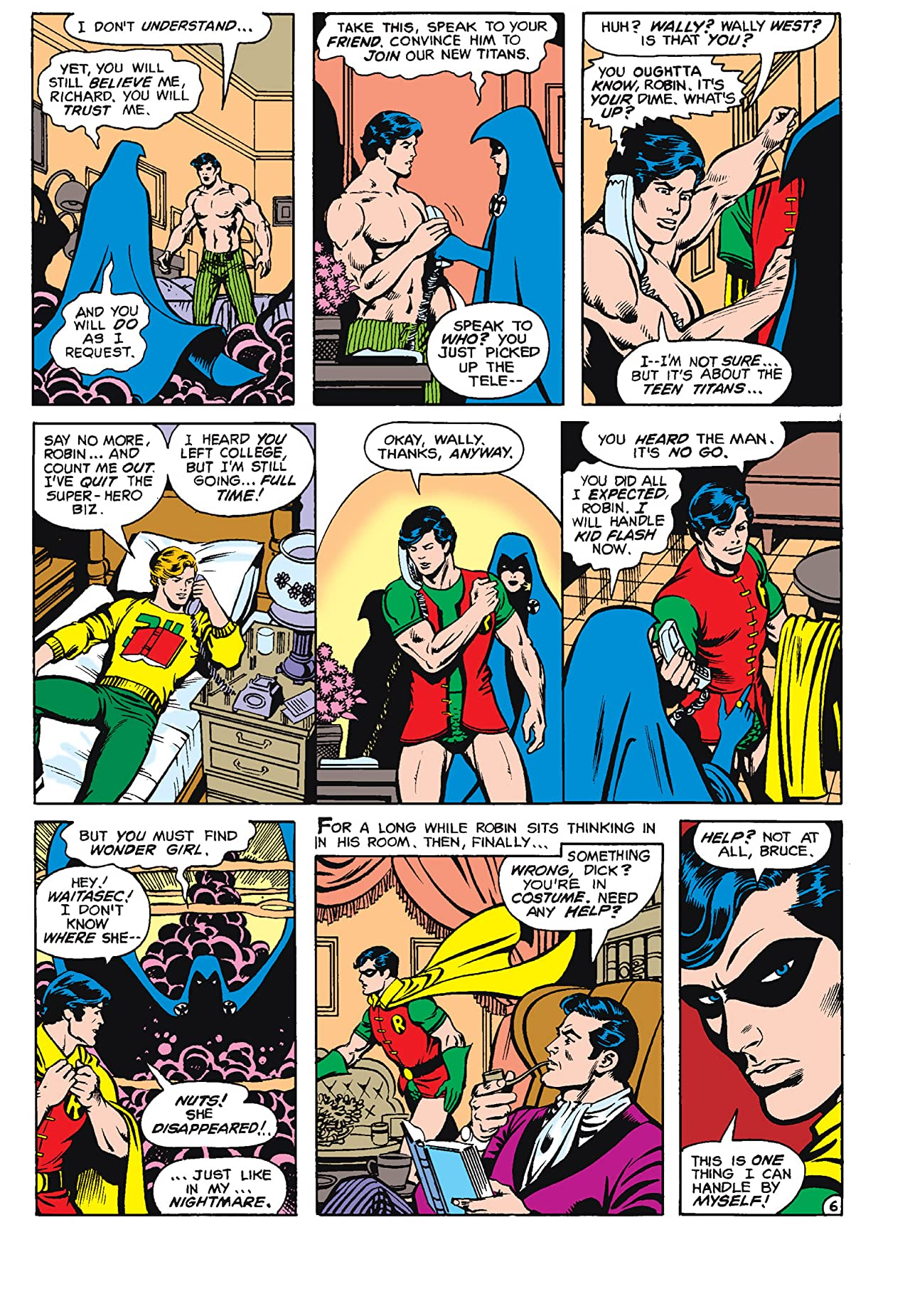New Teen Titans (1980-1988) #1