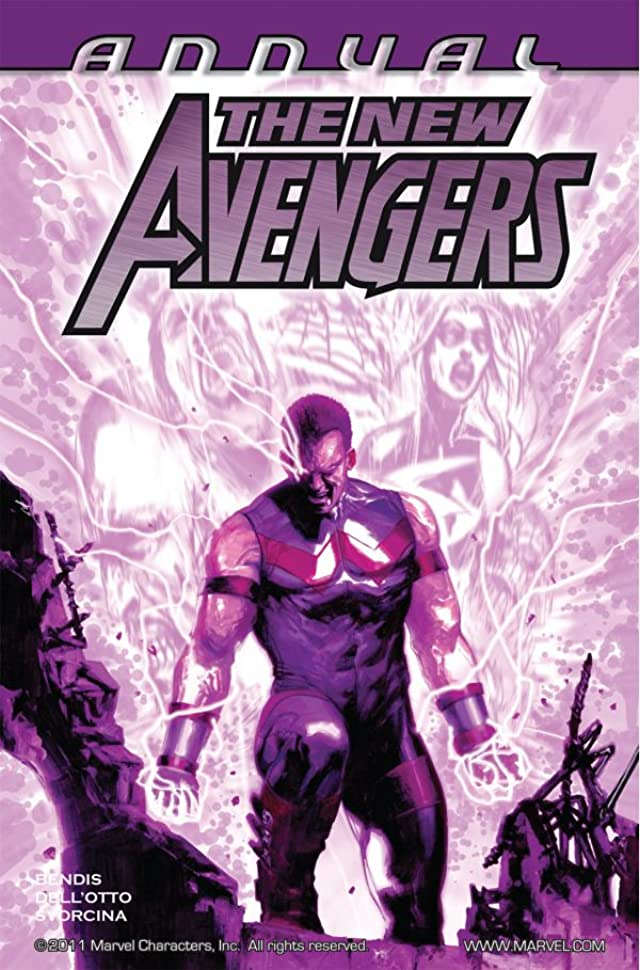 New Avengers (2010-2012) Annual #1