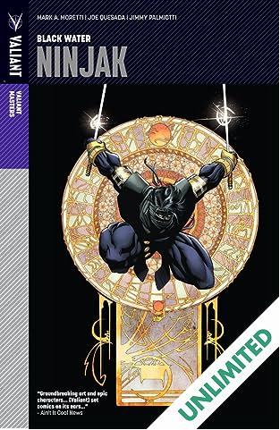 Valiant Masters: Ninjak Vol. 1: Black Water