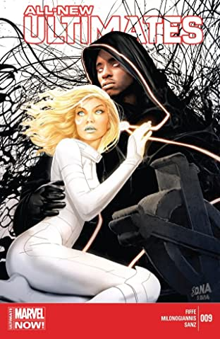 All-New Ultimates (2014-2015) #9