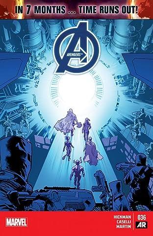 Avengers (2012-2015) No.36