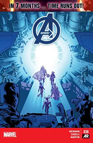 Avengers (2012-2015) #36