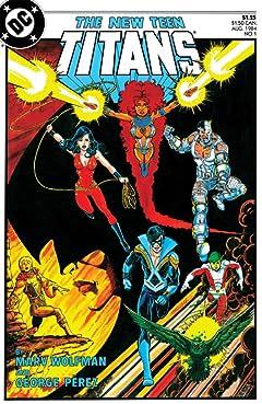 The New Teen Titans (1984-1996) No.1