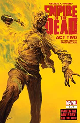 George Romero's Empire of the Dead: Act Two #2 (of 5)
