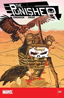 The Punisher (2014-2015) #11