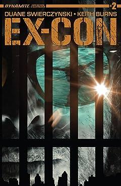 Ex-Con No.2: Digital Exclusive Edition
