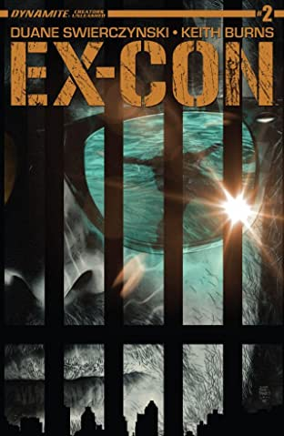 Ex-Con #2: Digital Exclusive Edition