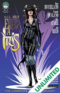 Executive Assistant: Iris Vol. 4