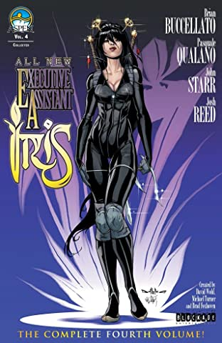 Executive Assistant: Iris Tome 4