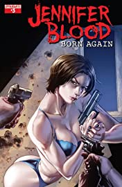 Jennifer Blood: Born Again #3 (of 5): Digital Exclusive Edition