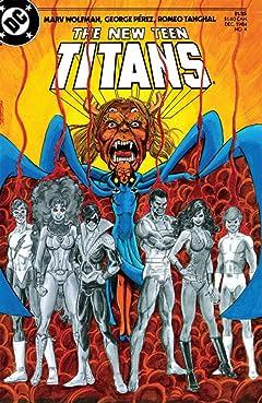 The New Teen Titans (1984-1996) No.4
