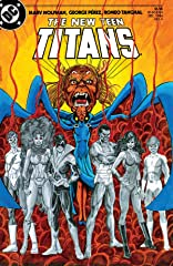 The New Teen Titans (1984-1996) #4