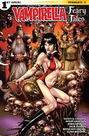 Vampirella: Feary Tales #1 (of 5): Digital Exclusive Edition
