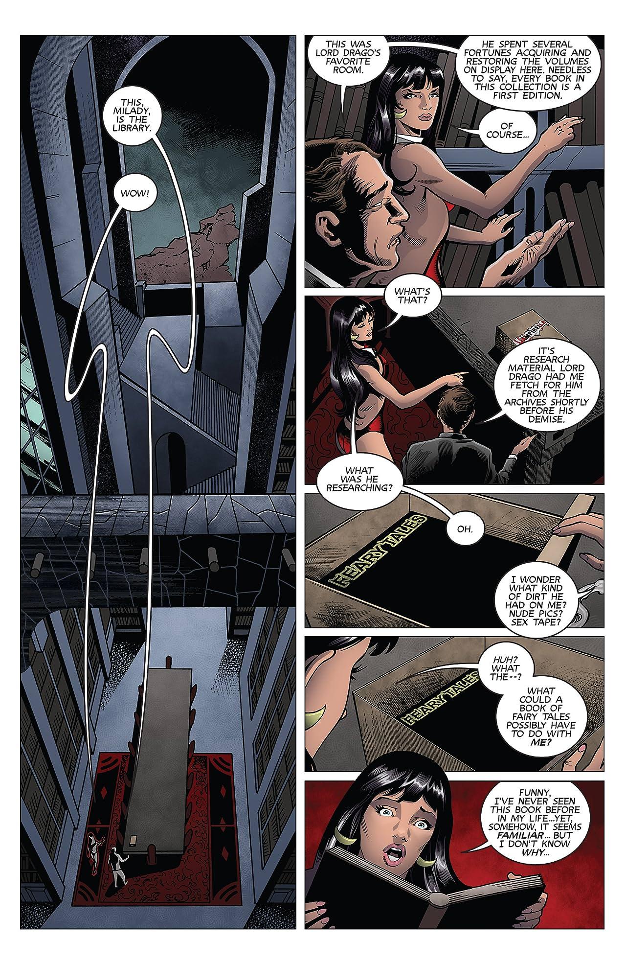 Vampirella: Feary Tales #1 (of 5): Digital Exclusive Edition