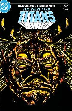 The New Teen Titans (1984-1996) No.5